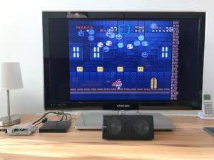 Super Mario World mit dem Retropie